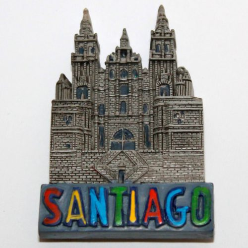 Catedral color letras
